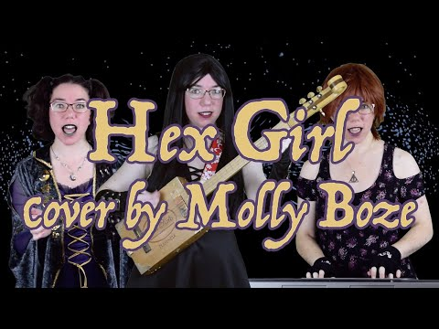 Hex Girl (Scooby Doo) Cover By Molly Boze