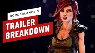 Borderlands 3 - E3 2019 Trailer Breakdown