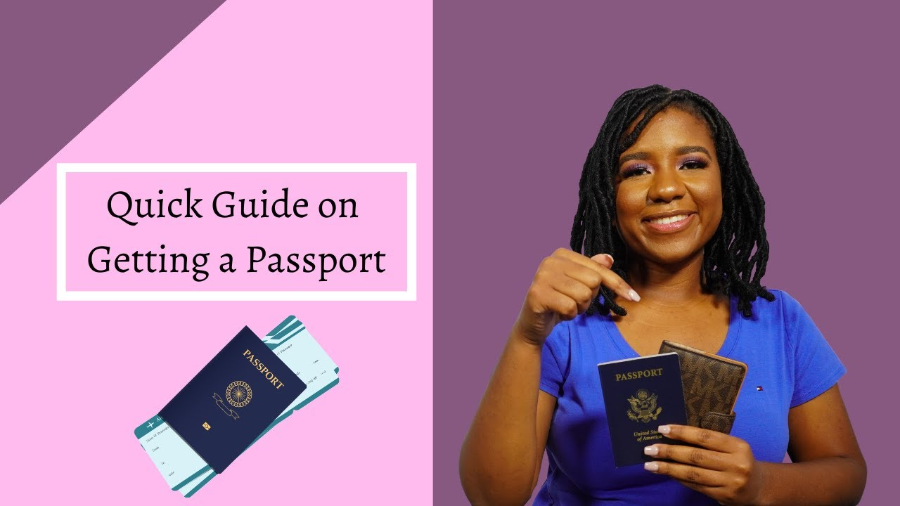 How To Apply For A US Passport I FedEx, UPS, and Post Office