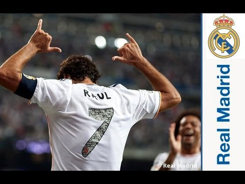 Realmadrid LIFE: Raúl returns home to the Santiago Bernabéu