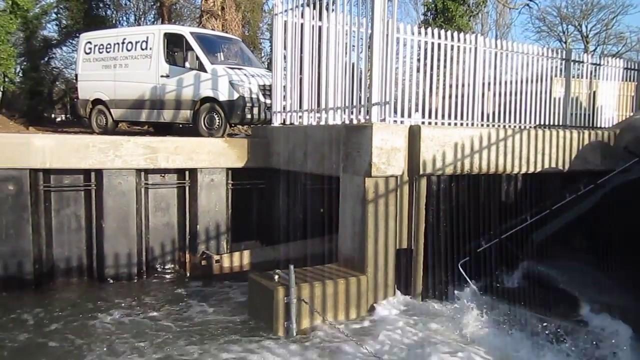 Greenford Ltd Project: Hydro Screw - Sonning, Berkshire