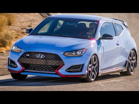 Hyundai Veloster N 2019 Ready to Attack