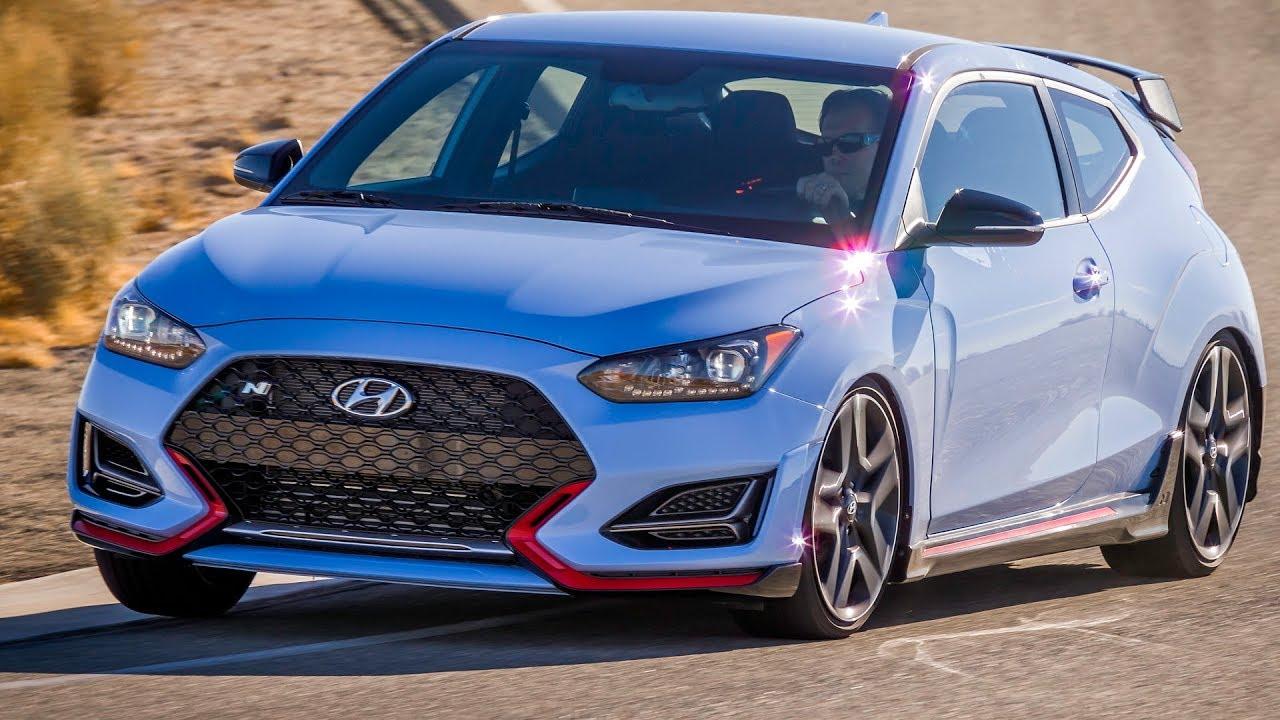 Hyundai Veloster N (2019) Ready to Attack - Dauer: 3 Minuten, 37 Sekunden