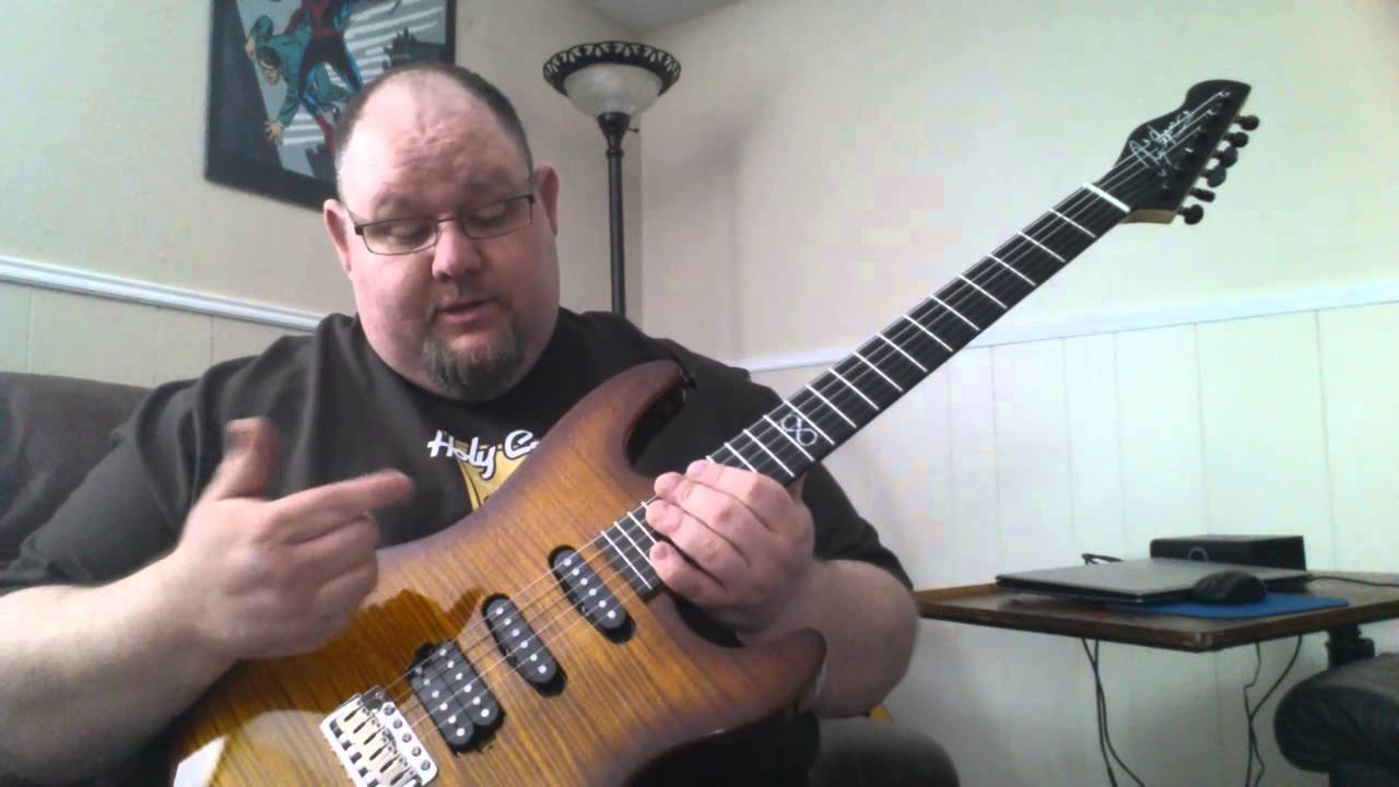 chapman guitars ml 1 first week review youtube. Black Bedroom Furniture Sets. Home Design Ideas
