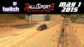 Stream Archive - RalliSport Challenge 2 - 5/1/15