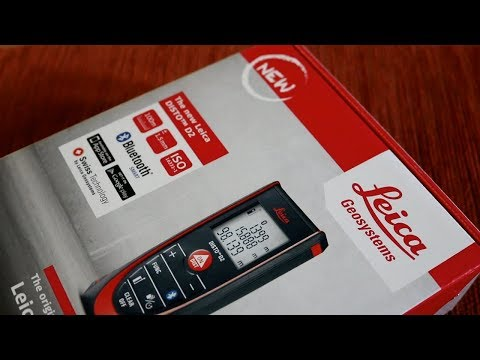Leica Entfernungsmesser Disto D2 New Bluetooth : Leica disto d bluetooth