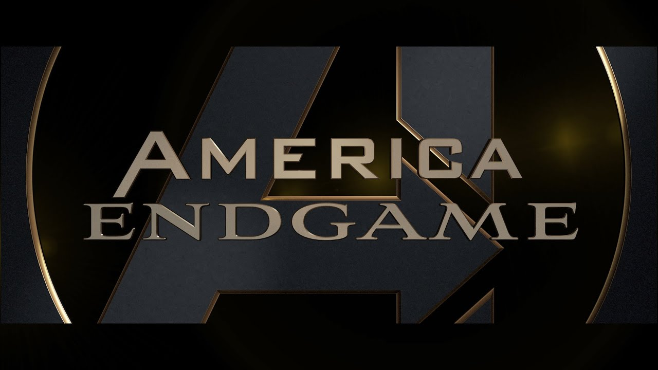 America Endgame Youtube