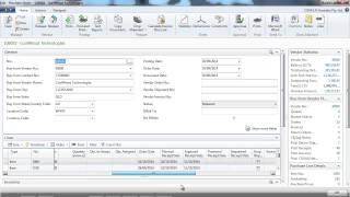 How to use Dynamics NAV Item Availability