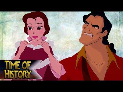 Красавица и Чудовище: Если бы Белль стала женой Гастона? (теория)