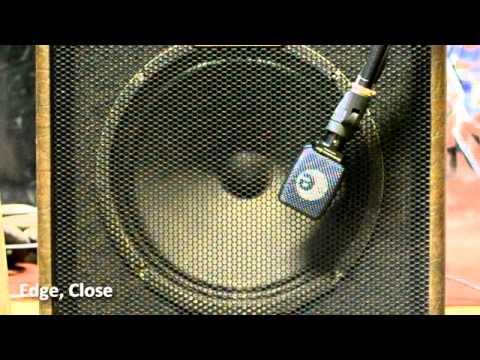 Sennheiser e906 + Vintage30 mic positioning