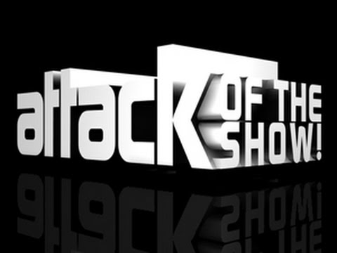 Attack of the Show! Best of Olivia Munn!