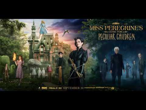 AUDIO Miss Peregrine's Home for Peculiar Children RANSOM RIGGS 3