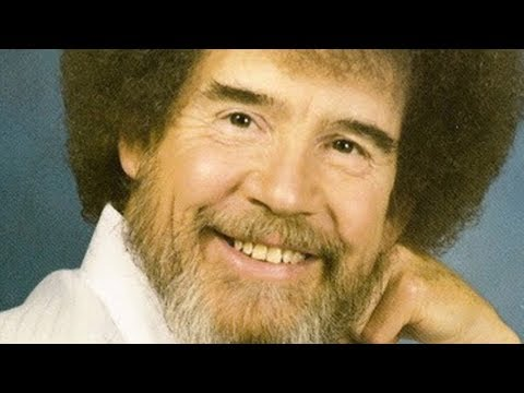 The Untold Truth Of Bob Ross - Видео из ютуба