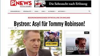 FREE Tommy Robinson 28.05 Update/Zusammenfassung