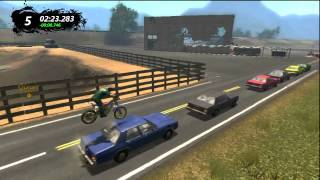 Trials Evolution Custom Tracks - Around the city 2.0 by Morbid…