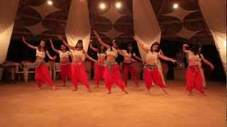 Banjara School Of Dance/ Neon Hafla/ Bellywood Battle/ Improvers 1/ Group 3