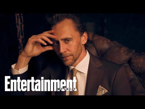 Tom Hiddleston Looks Back at 10 Years of Loki   Entertainment Weekly