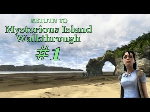 Return To Mysterious Island Walkthrough Part 1