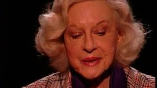 Jean Howard--Rare 1990 TV Interview, Marilyn Monroe, Vivien Leigh