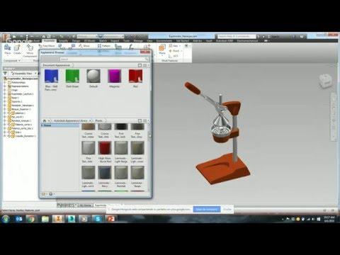 Hangout de Autodesk Inventor a 3ds Max 2016