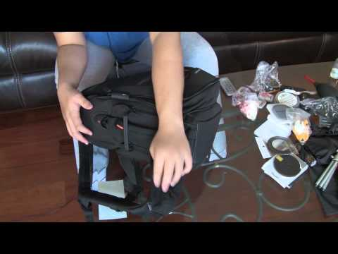 Vanguard Uprise 43 Zoom Expandable Sling Camera Bag Review