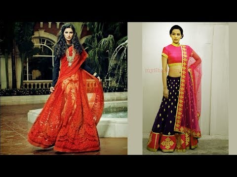 Indian Traditional Lehenga And Dress Designs 2019 | Indian Fashion 2019