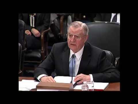 Walter Mondale Calls for Senate Rules Reform