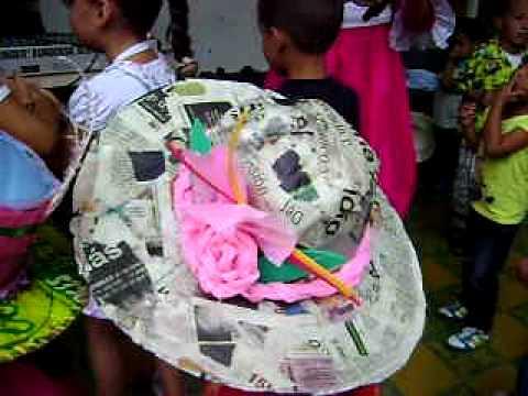 festival de sombreros Yarumal