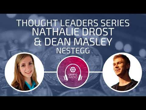 Dean Masley and Nathalie Drost: Sustainable Future On The Blockchain