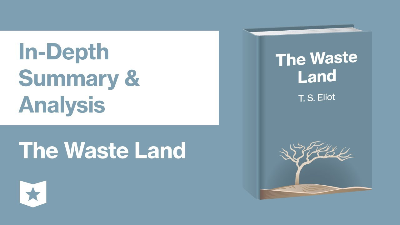 Download The Waste Land by T. S. Eliot | In-Depth Summary & Analysis