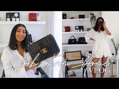 VLOG: WHY I'M KEEPING THIS BAG | COOK WITH ME