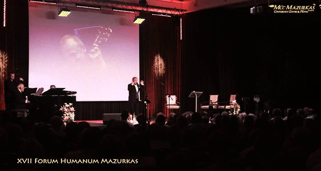 XVII Forum Humanum Mazurkas - Marek Majewski