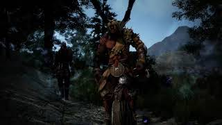 Black Desert Xbox- Sorceress Combat Video