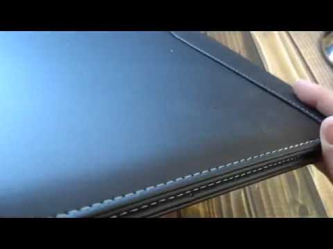 STYLIO Padfolio Resume Portfolio Folder Review, Excellent Quality