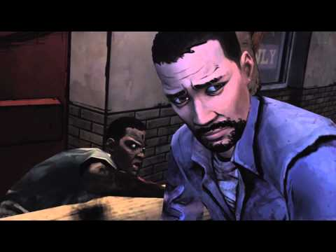 The Walking Dead: The Game Gameplay Walkthrough HD - Pharmacy Keys  - Part 8