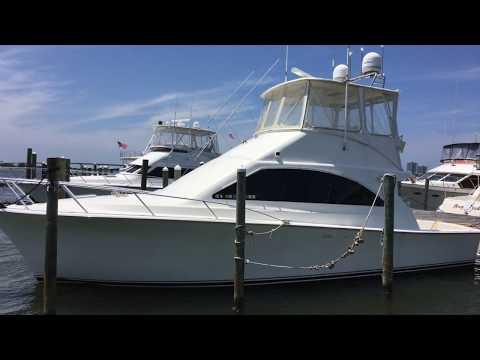 2002 Ocean Yachts 40 Super Sport