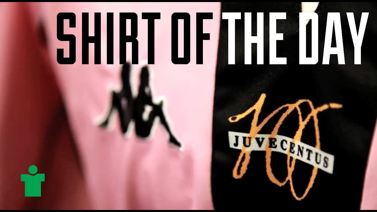 9ea2f6c1f Shirt of the Day - 1997 98 Juventus Centenary Away Shirt - YouTube