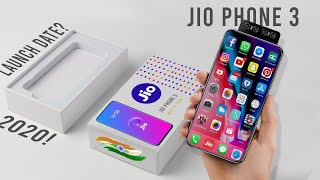 Jio phone 3 | How's First Look, Price and Launch Date 2020?