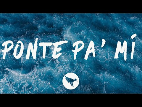 Rauw Alejandro - Ponte Pa' Mí (Letra / Lyrics) Myke Towers X Sky Rompiendo