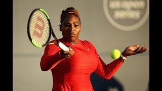 Serena Williams | 2018 Western & Southern Open Day 1 | Shot of the Day