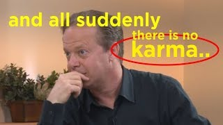 Dr. JOE DISPENZA - Becoming Supernatural -  and all suddenly there is no karma..