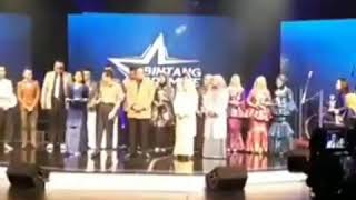 Johan Bintang P Ramlee Zon Sarawak 2018