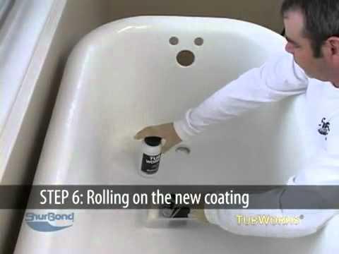Myrtle Beach Painter -BathWorks DIY Bathtub Refinishing Kit ...