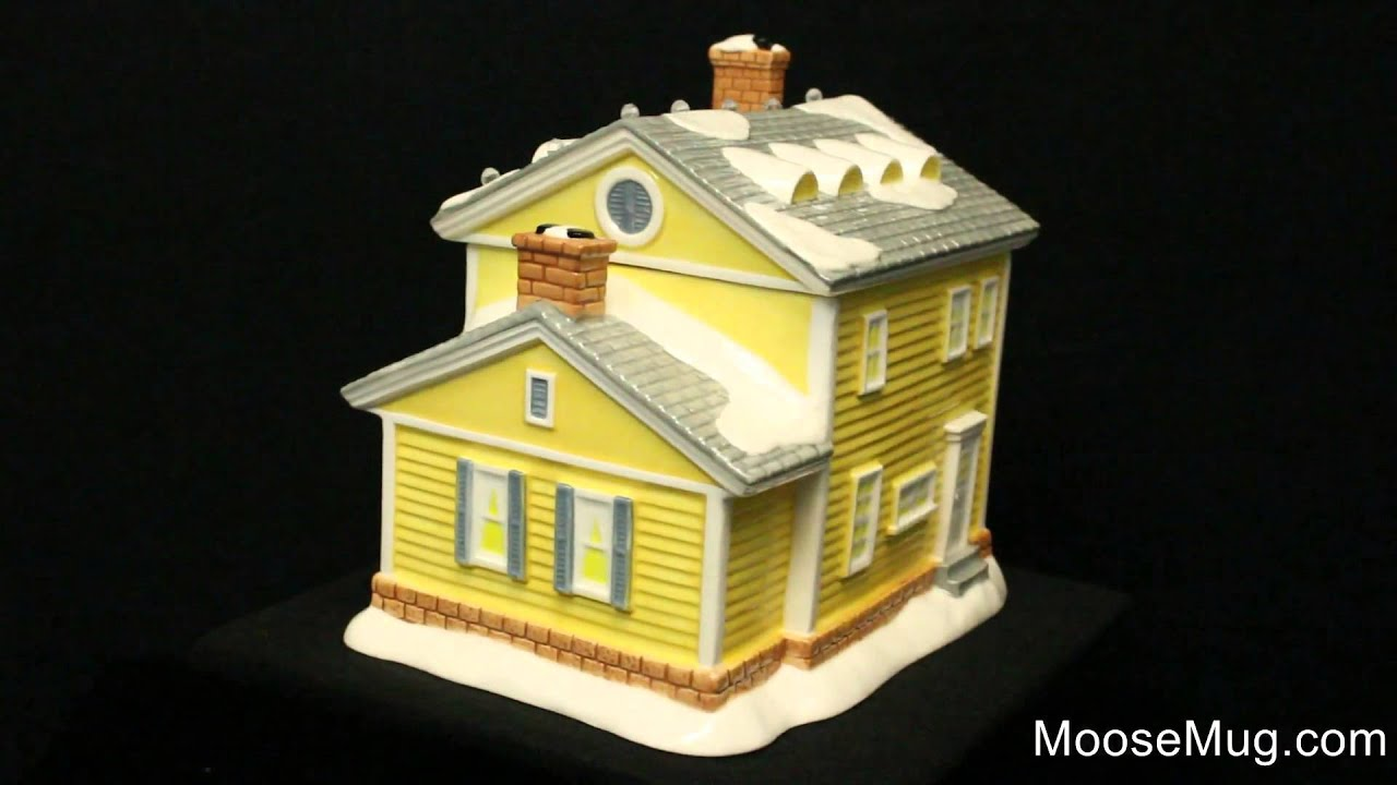 Download Department 56 Christmas Vacation Lit Griswold House Cookie ...