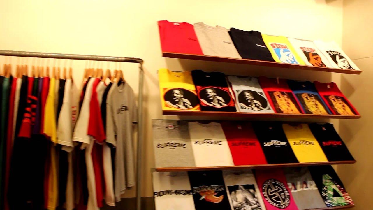 Clothing Stores In Harajuku