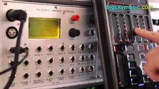 A.S. rs370 Polyphonic Harmonic Generator MIDI Modulation