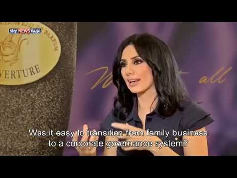 Paris Gallery CEO - in an interview with Sky News Arabia