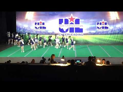 TMHS Cheer 2018 UIL Fight Song