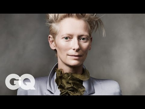 Tilda Swinton's Favorite Movie Is Not What You'd Expect  GQ 2014 Men of the Year