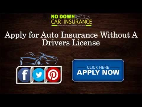 Buy An Auto Insurance Without License, Find The Best Ways To Get Instant Quotes
